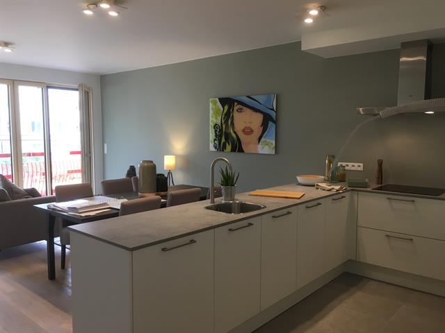 2 chambres – B001 – 6 Rue Beckers Etterbeek, 1040 – Rainbow Properties