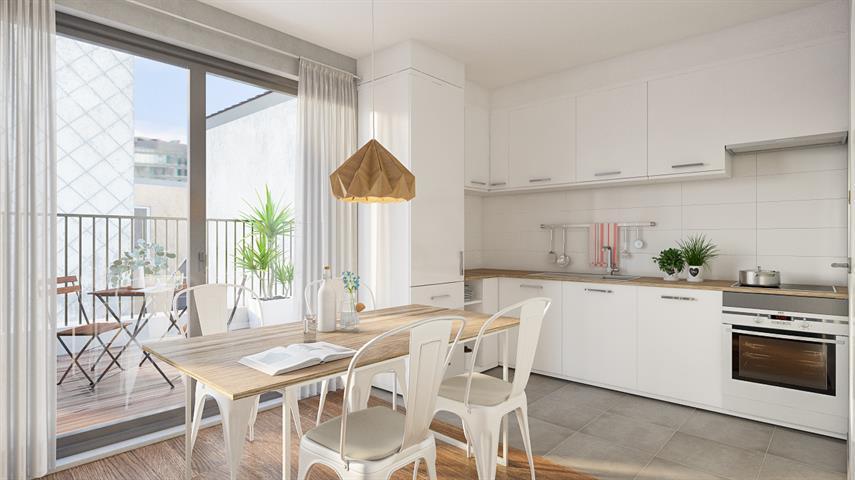 179/181 Rue de Laeken Bruxelles,1000,1 BathroomBadkamers,Apartment,Rue de Laeken,3201196