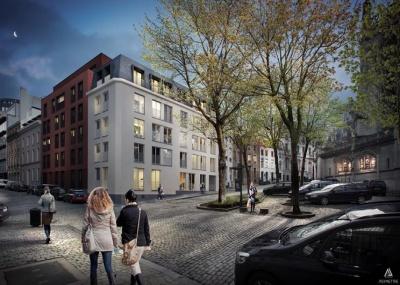 Rue de Ligne Bruxelles,1000,1 la Salle de bainSalle de bain,Appartement,Rue de Ligne,4007221